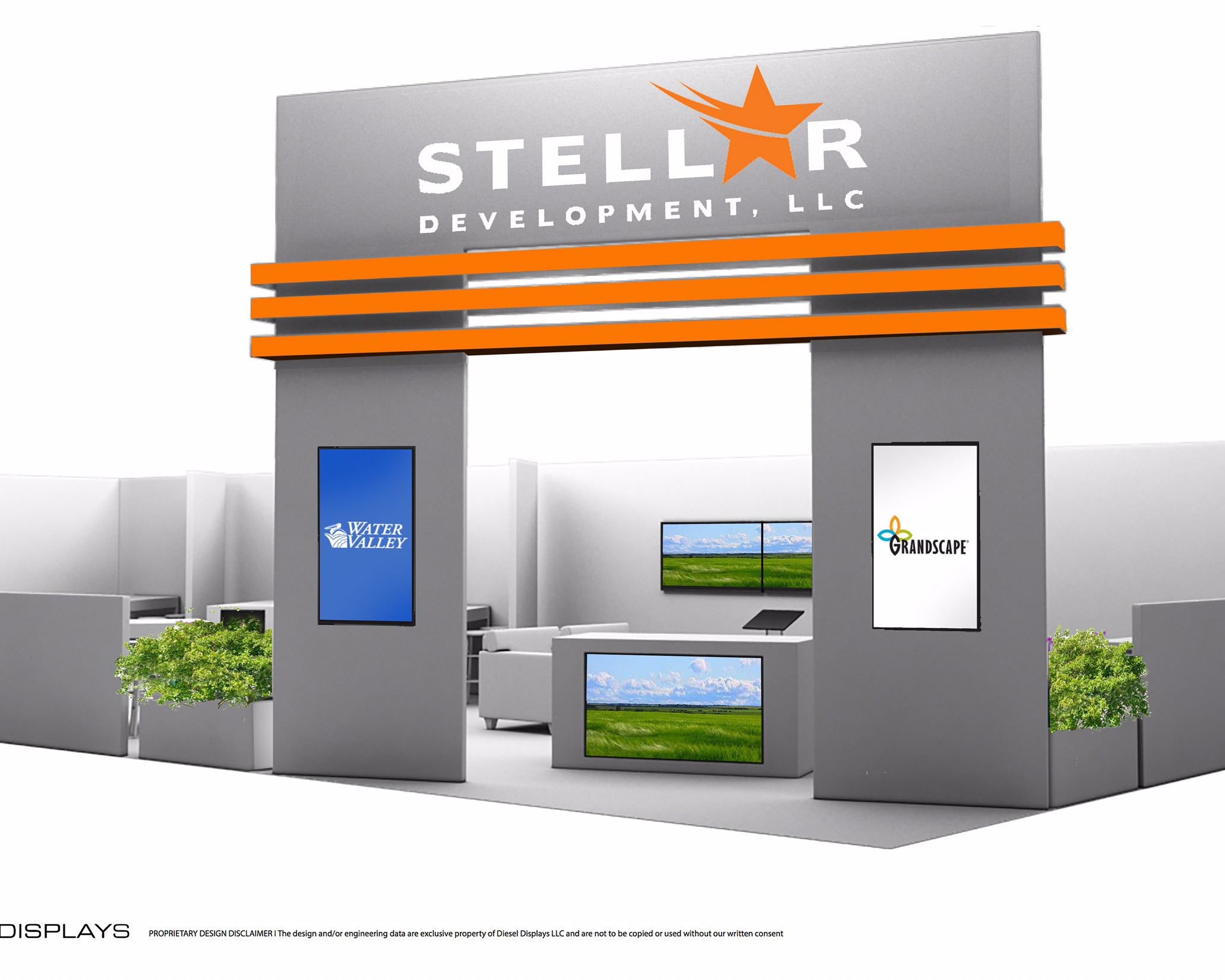 Trade Show Booth -