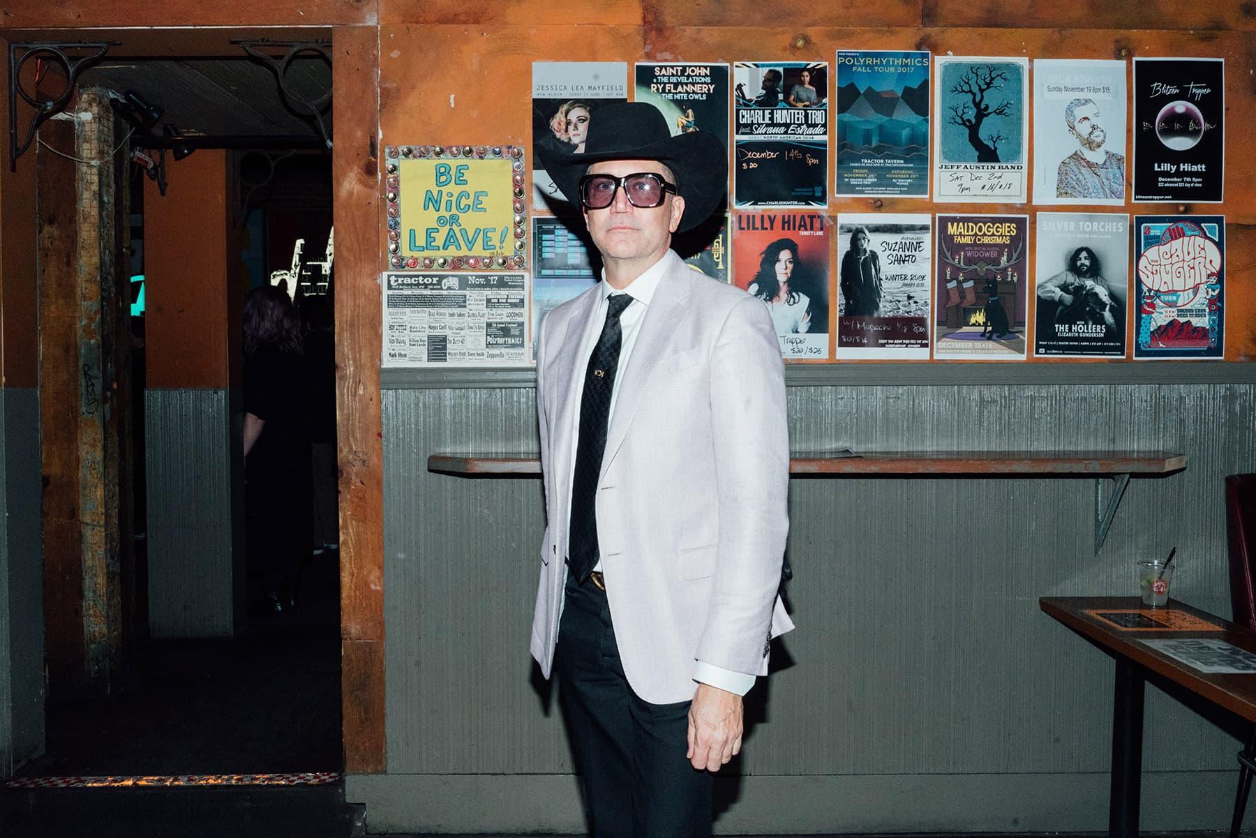 Brent Amaker– Photo by Ben Lindbloom