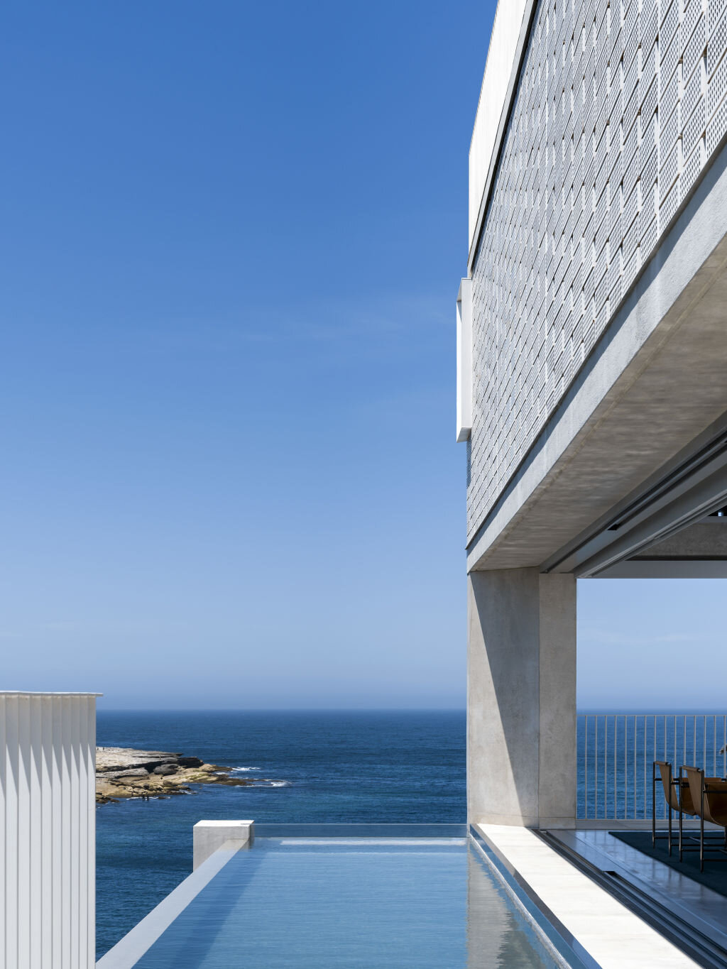 GB House by Renato D'Ettore took out top prize at the NSW AIA Awards. Photo: Justin Alexander