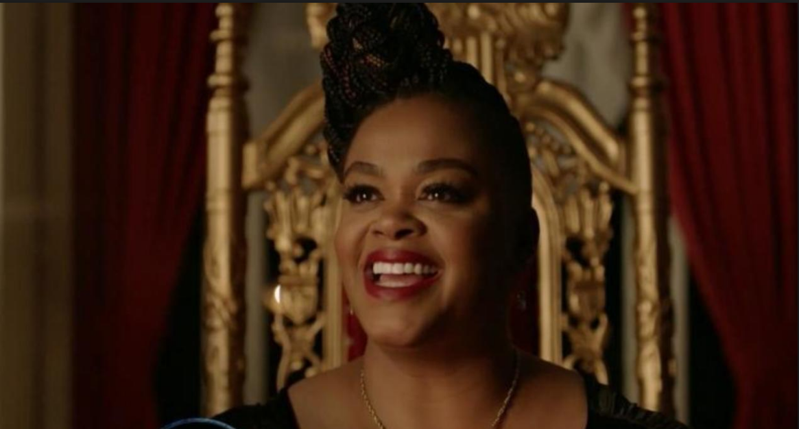Jill Scott as Lady Eve