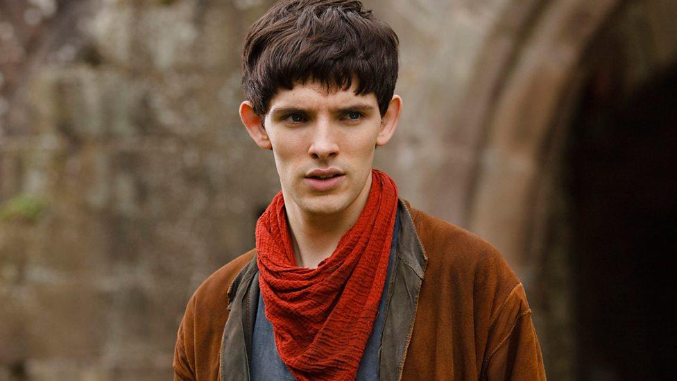 Merlin (Colin Morgan)