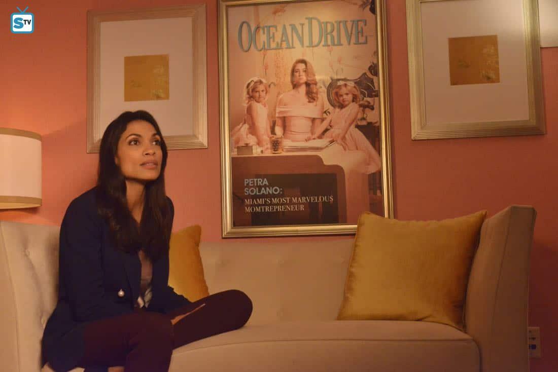 Rosario Dawson as Jane Ramos (JR)