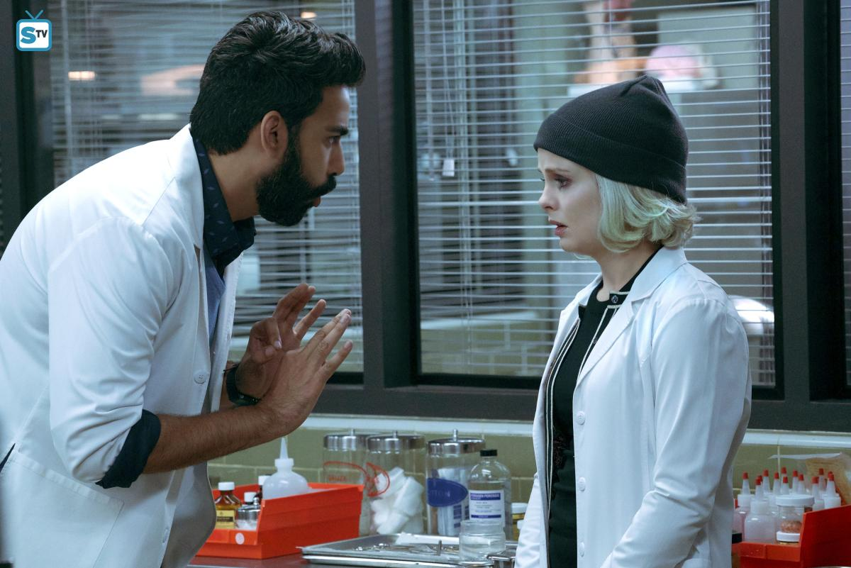 As much fun as Liv's personality swings are, sometimes it's nice to see sincere moments of friendship and emotion with Ravi