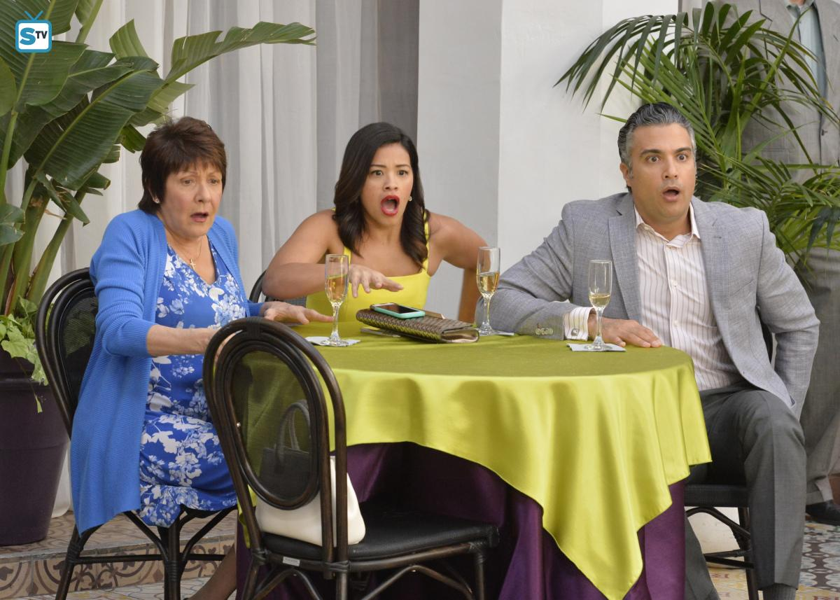 Alba, Jane, and Rogelio at Xiomara's dance competition