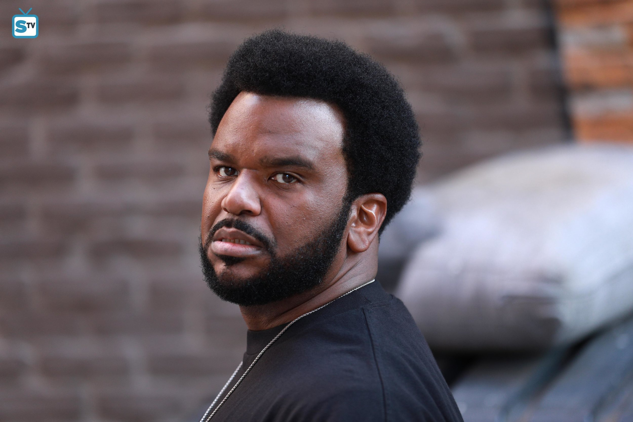 "Doug Judy (guest star Craig Robinson) returns to ask for Jake's help in ""The Negotiation"""