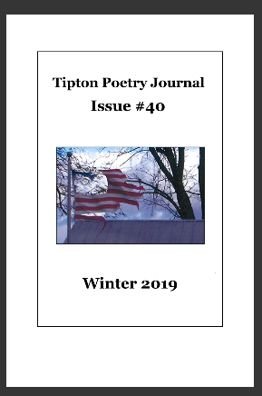 ALL NEWS IMAGES& Multiverse - in Tipton Poetry Journal, Issue 40 (pages 38-39) Mar. 2019. Available online or at Amazon.com.