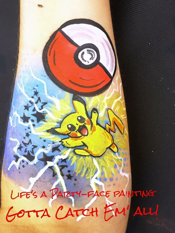 Gotta catch em all  with Lifes a Party Facepainting.jpg