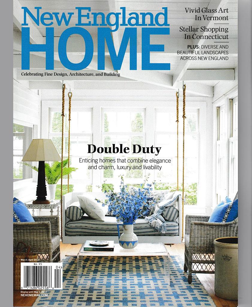 New England Home - Interior design in Boston by Dane Austin Design
