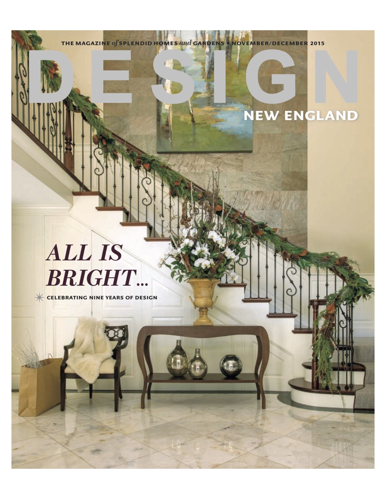 Design New England November/ December 2015