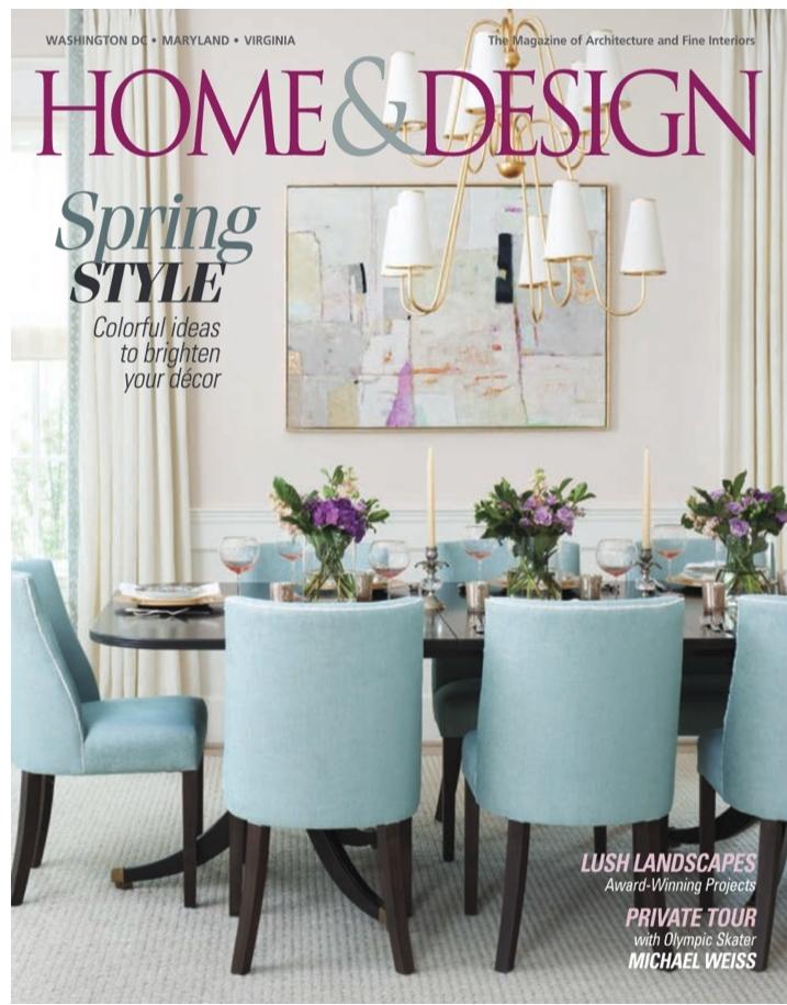 Home & Design - Interior design in Boston by Dane Austin Design