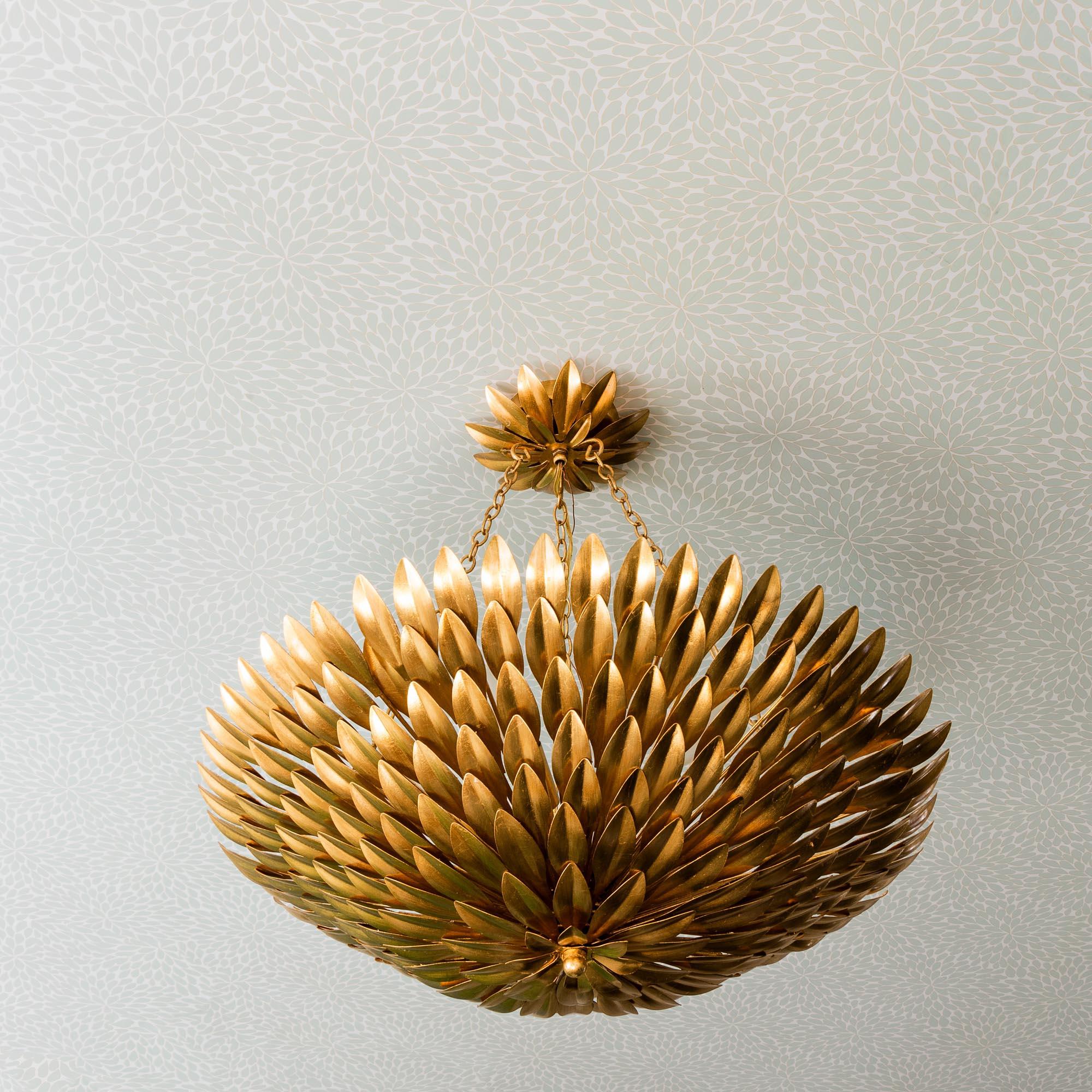 Boston ceiling light fixture design by Dane Austin Design