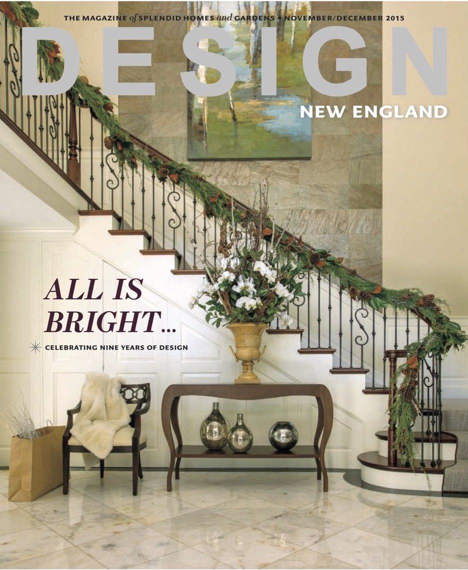 Design New England - Interior design in Boston by Dane Austin Design