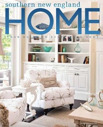 Southern New England Home - Interior design in Boston by Dane Austin Design