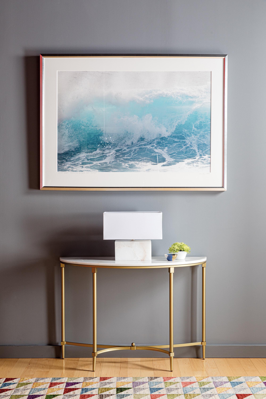 Boston console table design by Dane Austin Design