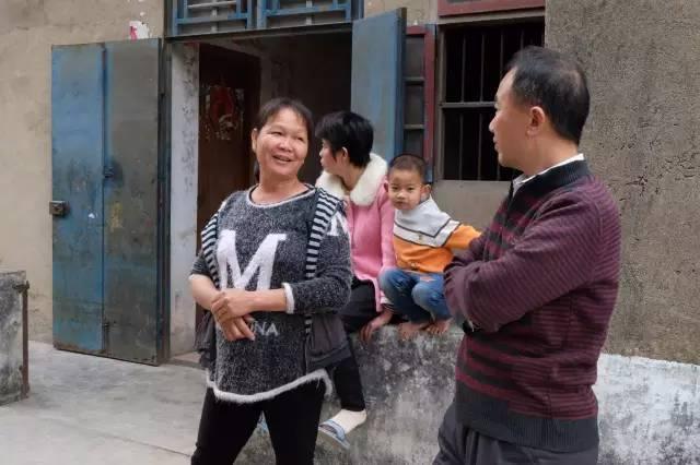 Site Research In Xinguang Village, Huizhou