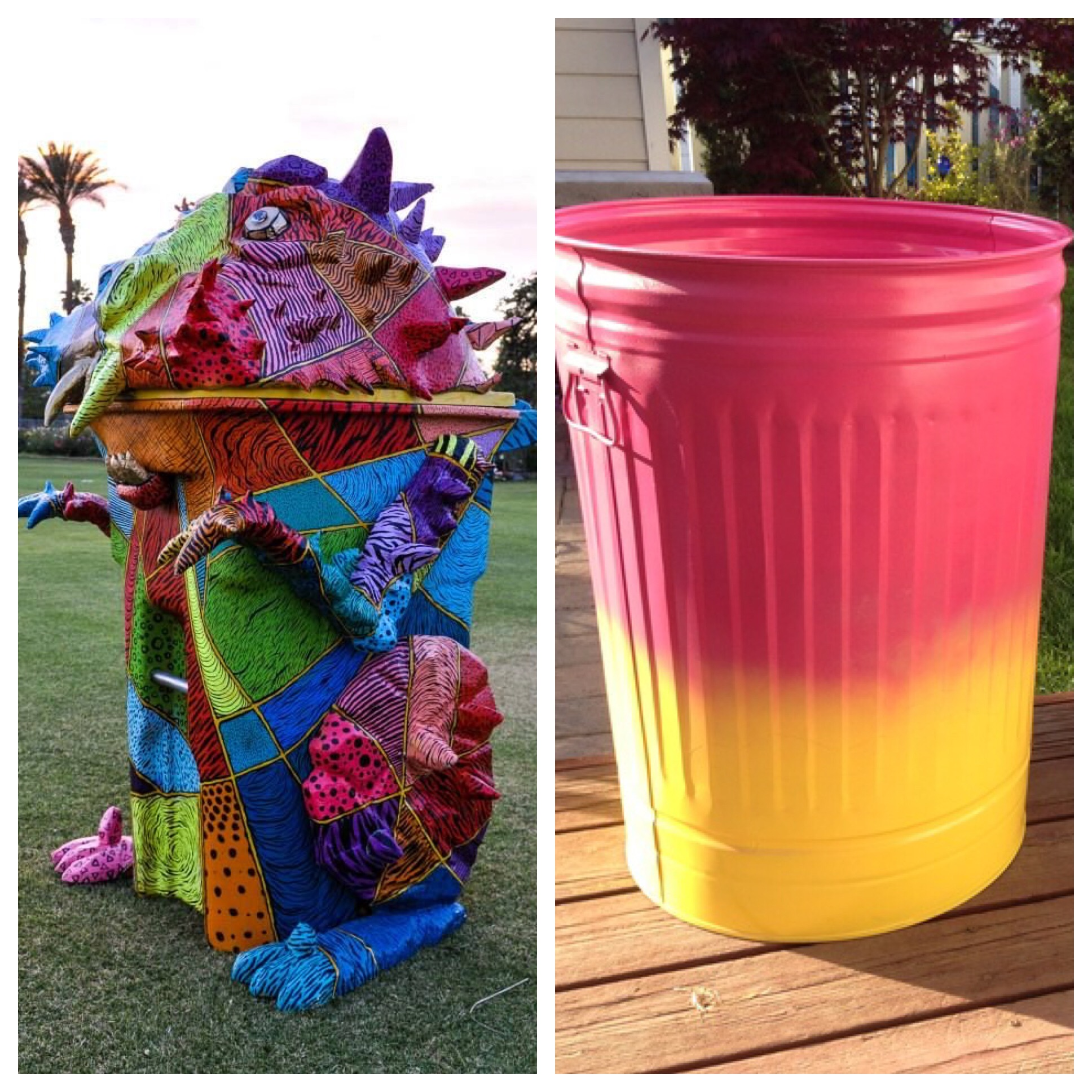 Enneagram 4 Expectation vs. Reality - Emotional Garbage Bin