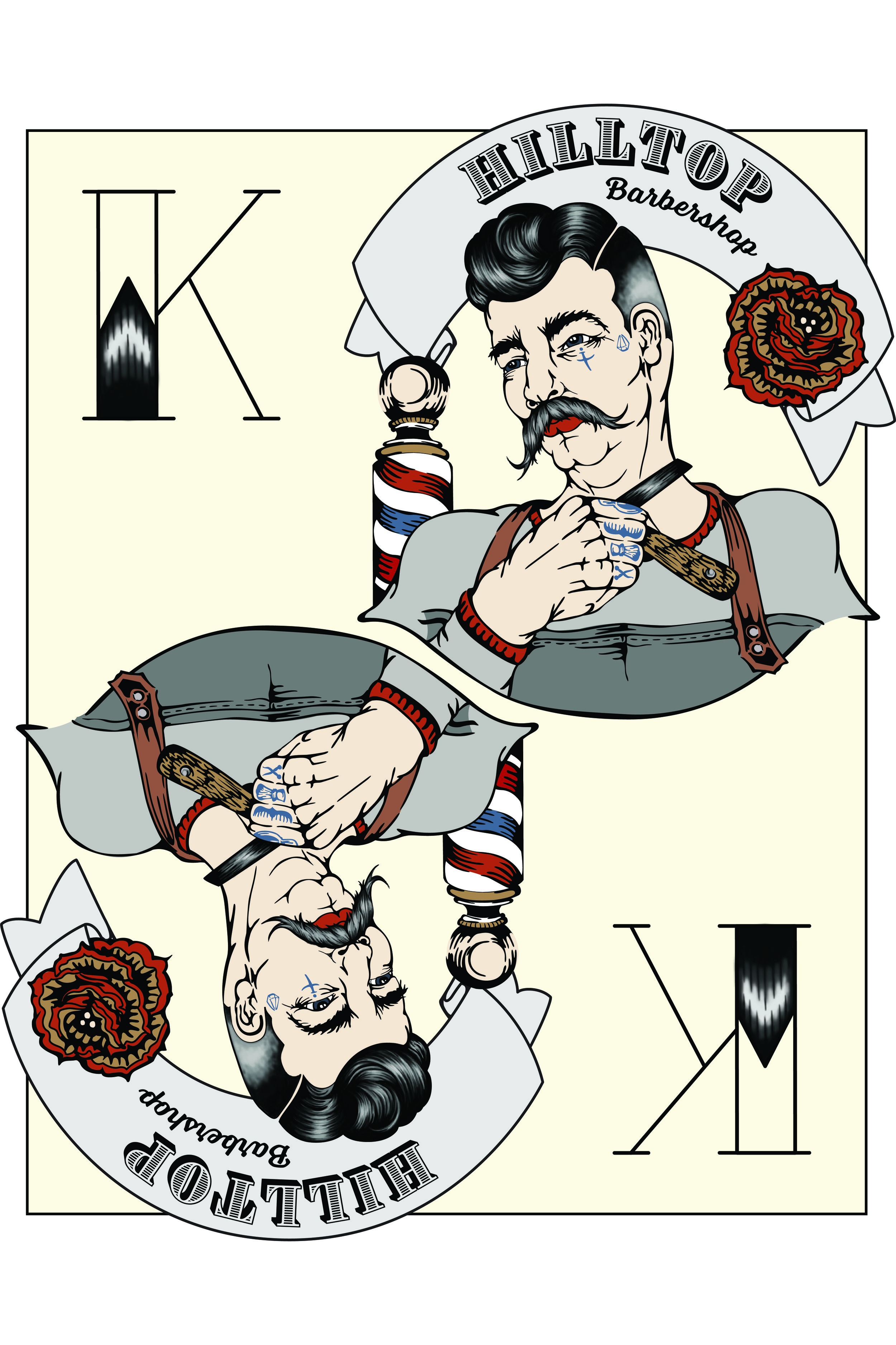 Hilltop Barbershop King