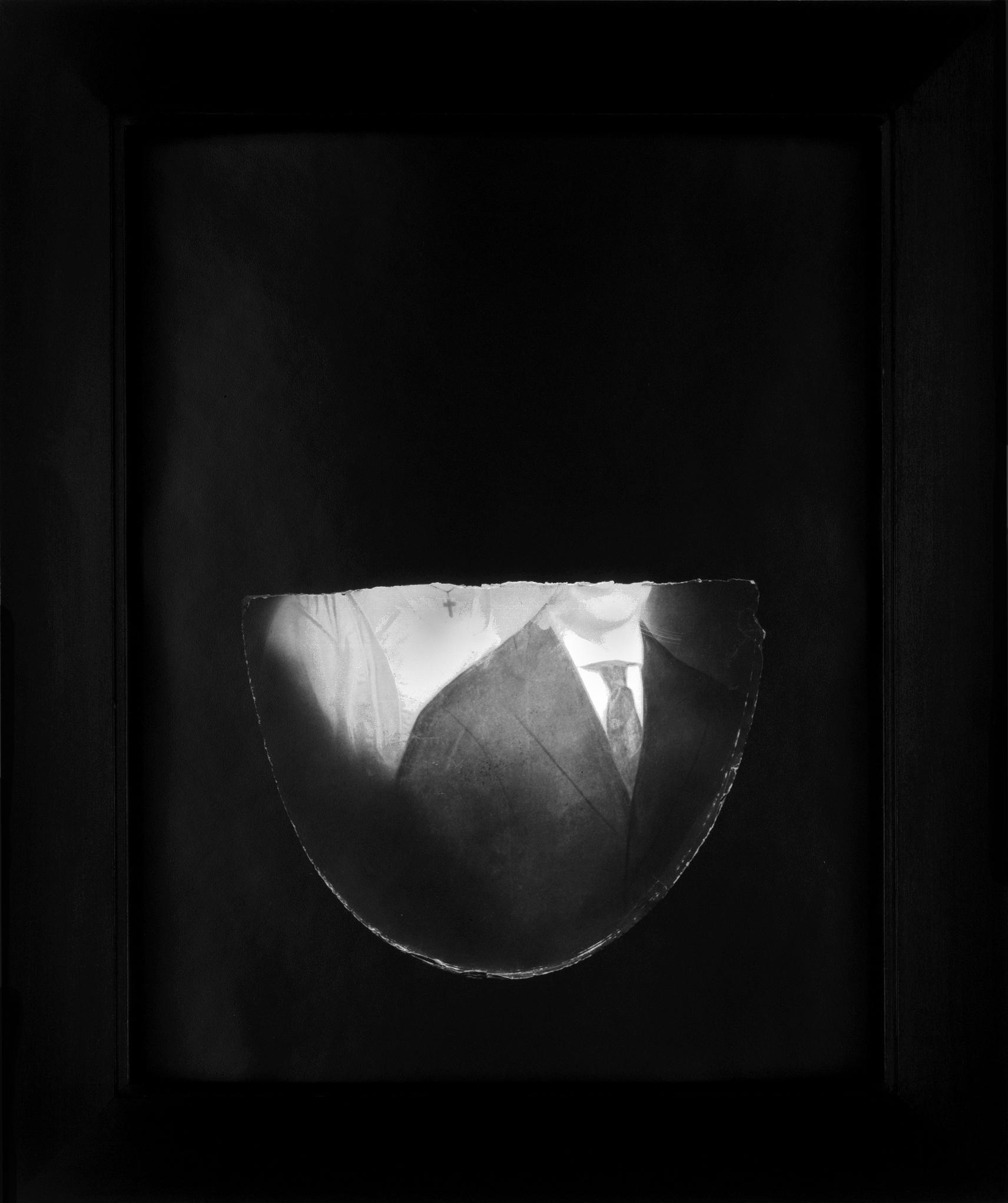 Half Portrait (framed)