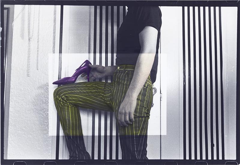 Stipes/Shoe Knee