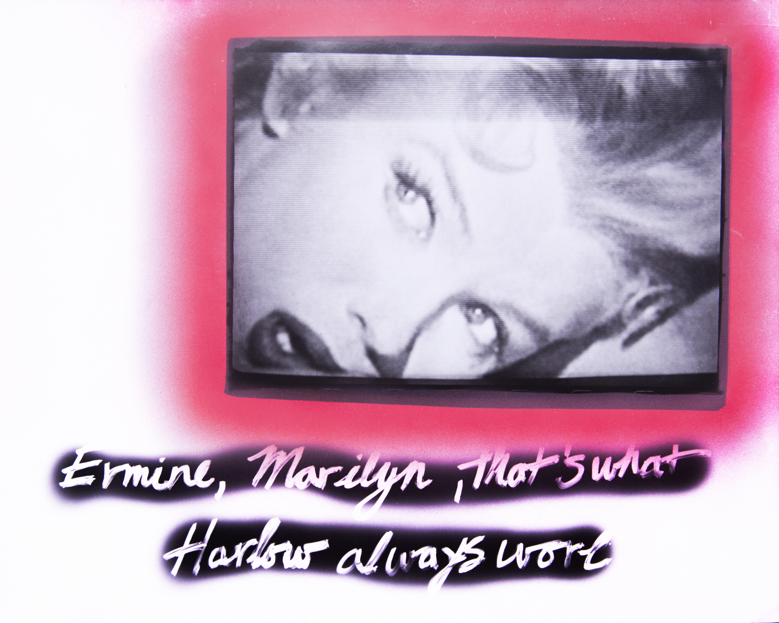 TV Text- Ermine