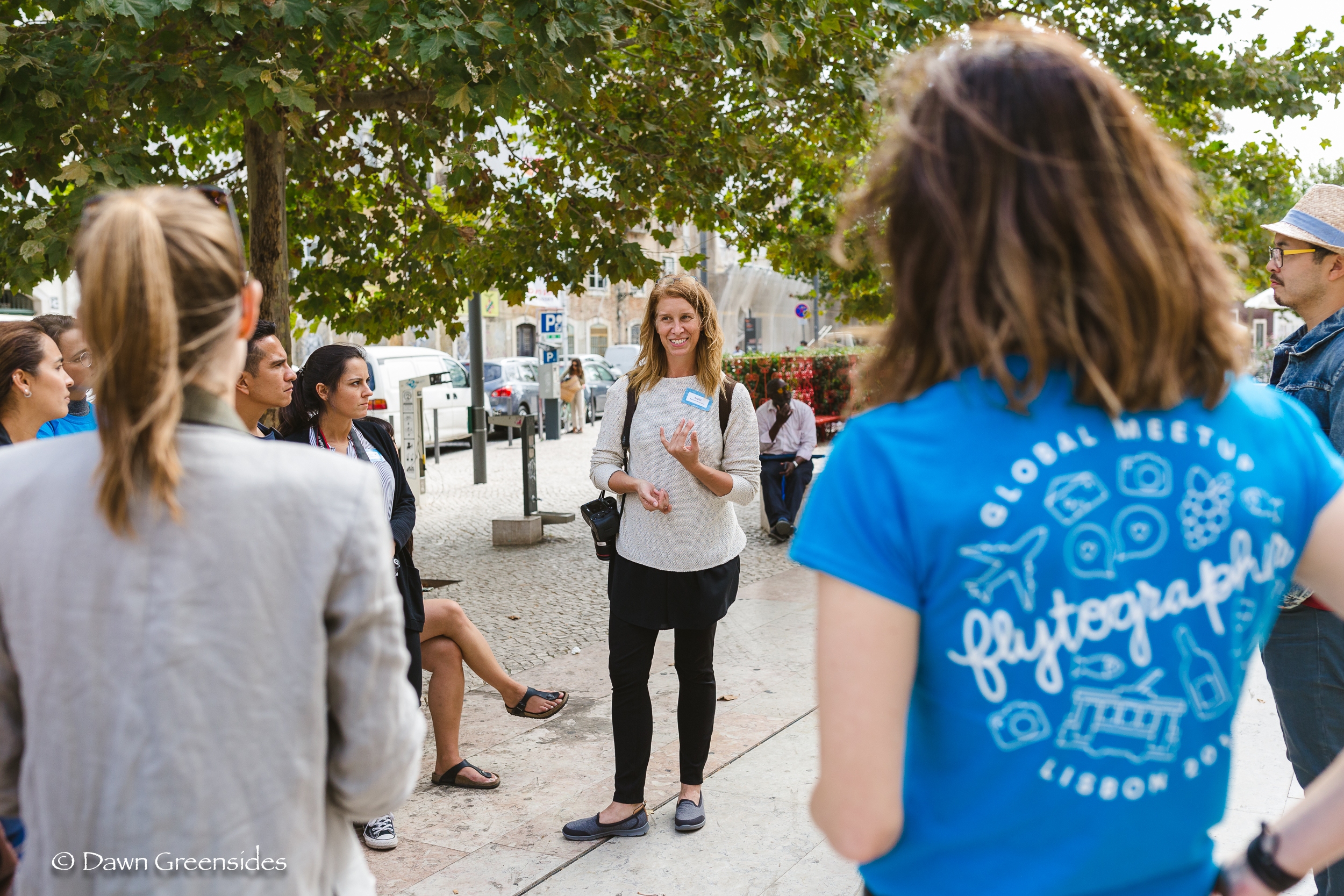 At the Flytographer global meetup in Portugal we had a session with Anne Farrar, the National Geographic Director of Photography. How's that for inspirational?!