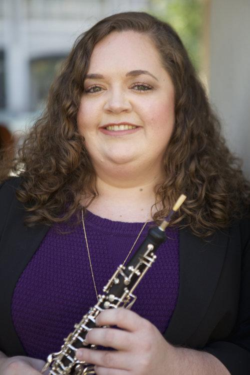 Rachel Van Amburgh, Grant Writer & Oboe