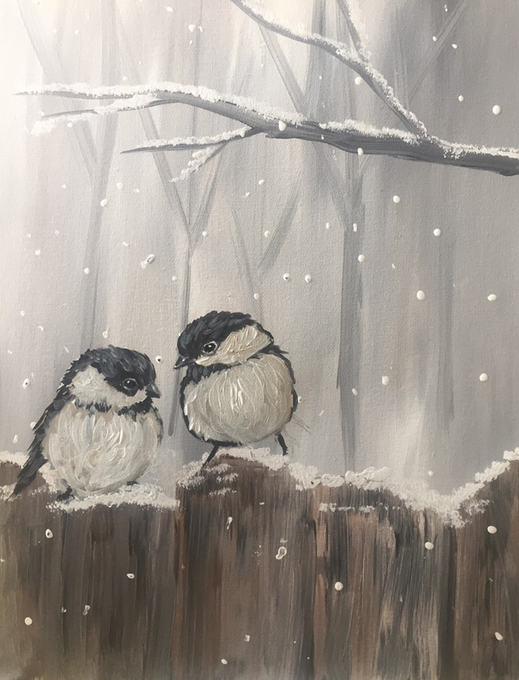 chickadee paint evening.jpg