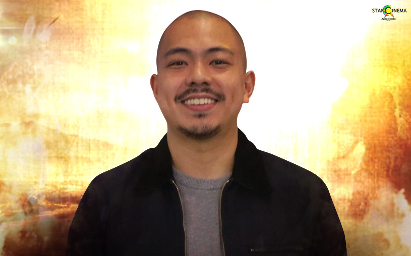 """Bong Revilla's eldest son, Bryan, is the featured star in the segment """"Virgo"""" directed by Richard Somes in the film """"Tres."""""""
