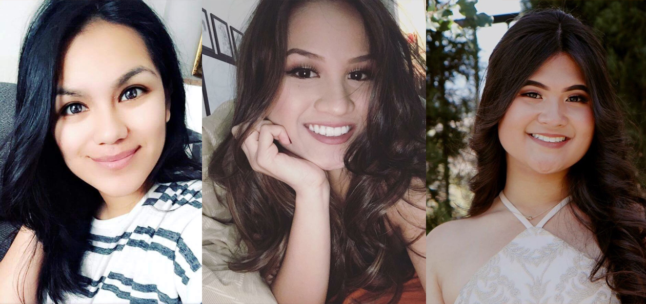 """Former champions of """"Fil-Ams Got Talent""""  Charishma Marquez, Shekinah Austria, and Therese Masangcay will be at the City of Carson's kick-off festivities for the month-long celebration of Filipino American History Month"""