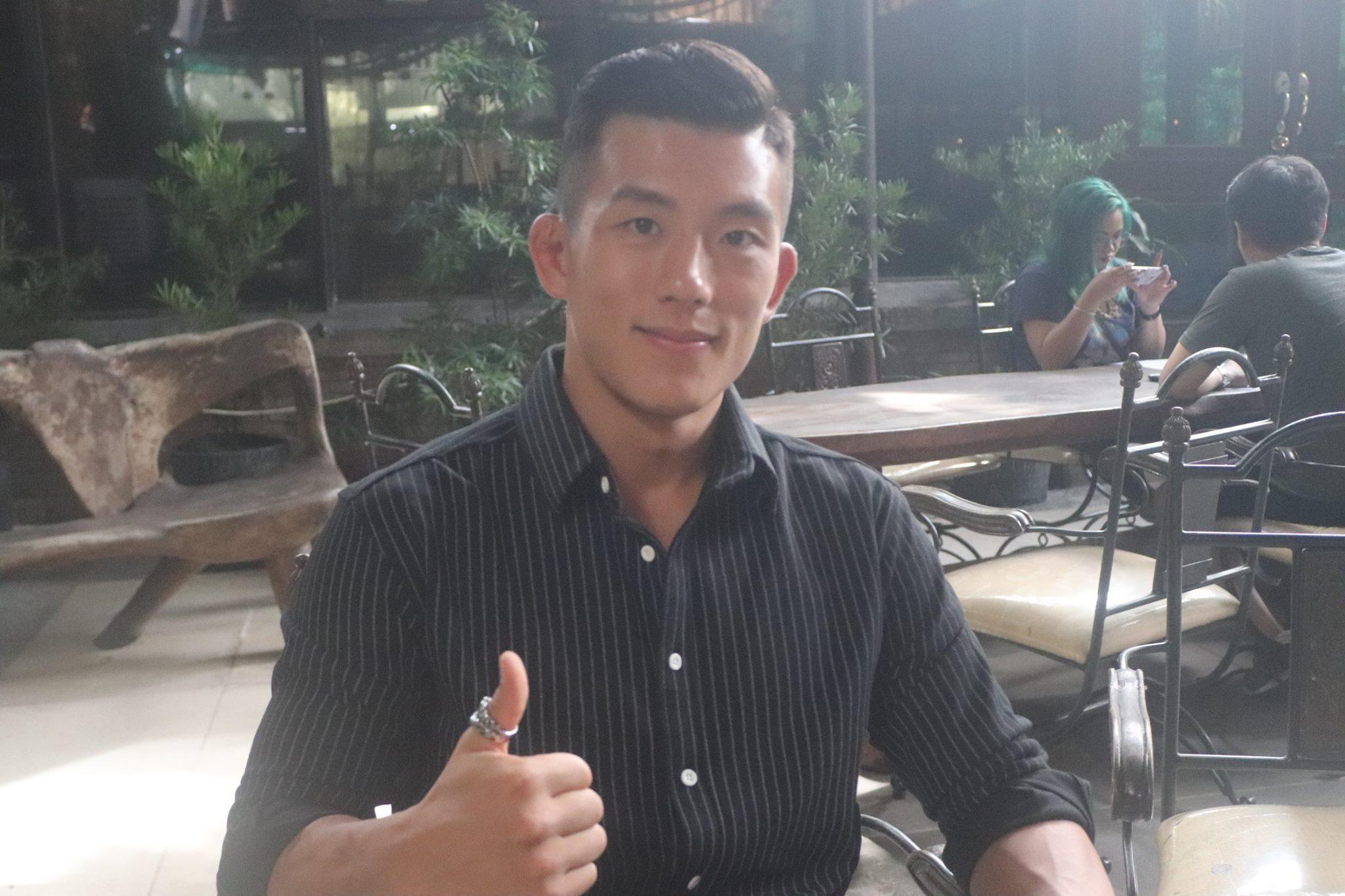 South Korean MMA Champion Do Gyeom Lee