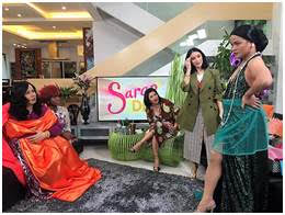 Heart Evangelista takes a look at the mix and match fashions of the other  Sarap Diva  guests