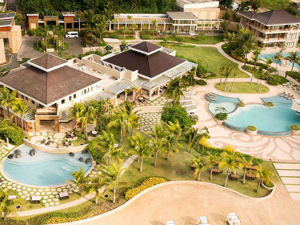 The world-class Misibis Bay in Albay is highly sought-after by travelers who want exclusivity and relaxation at its best