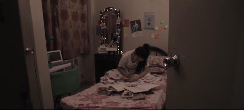 """Scene from """"Kumari"""""""