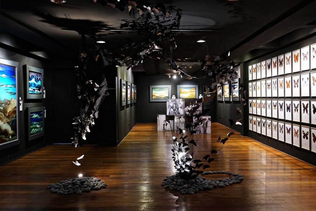 The LRI Art Pavilion