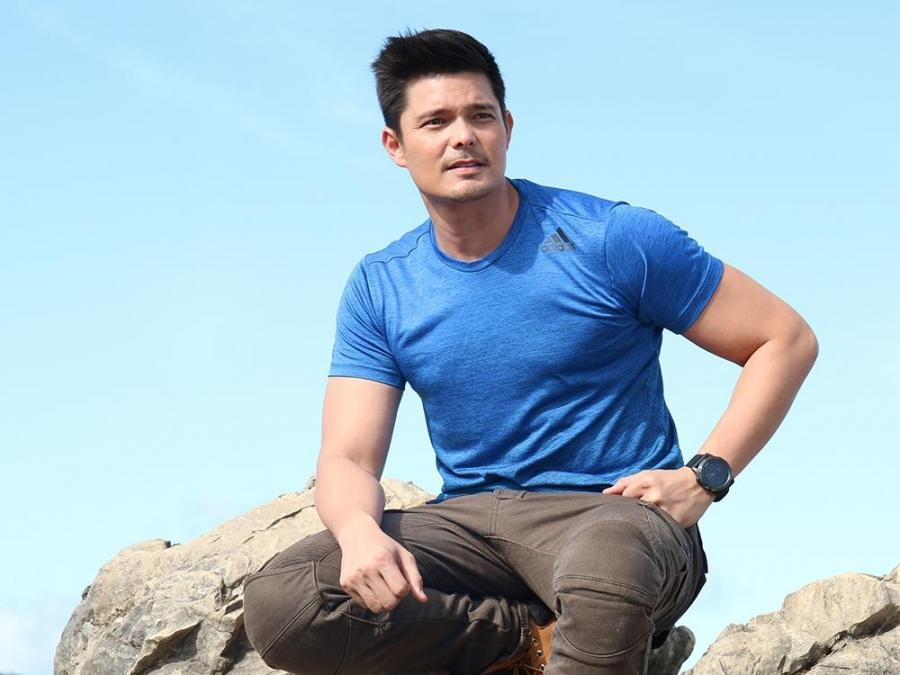 Dingdong Dantes enjoys his stint as host of Amazing Earth, Sundays, 6:30 p.m. on GMA
