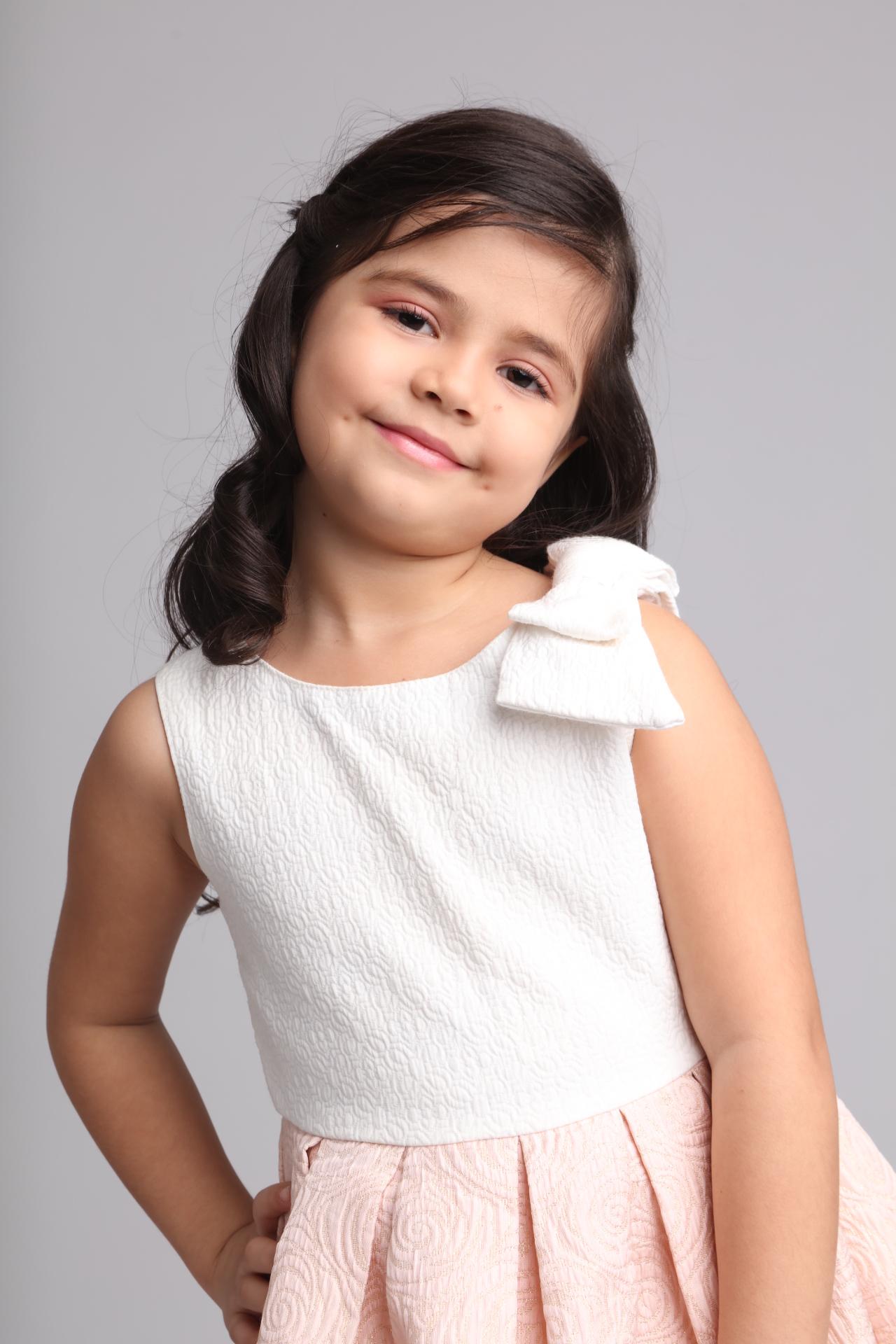 : ABS-CBN TV child star Xia joins 'A Goosebumps Halloween' at the Araneta Center