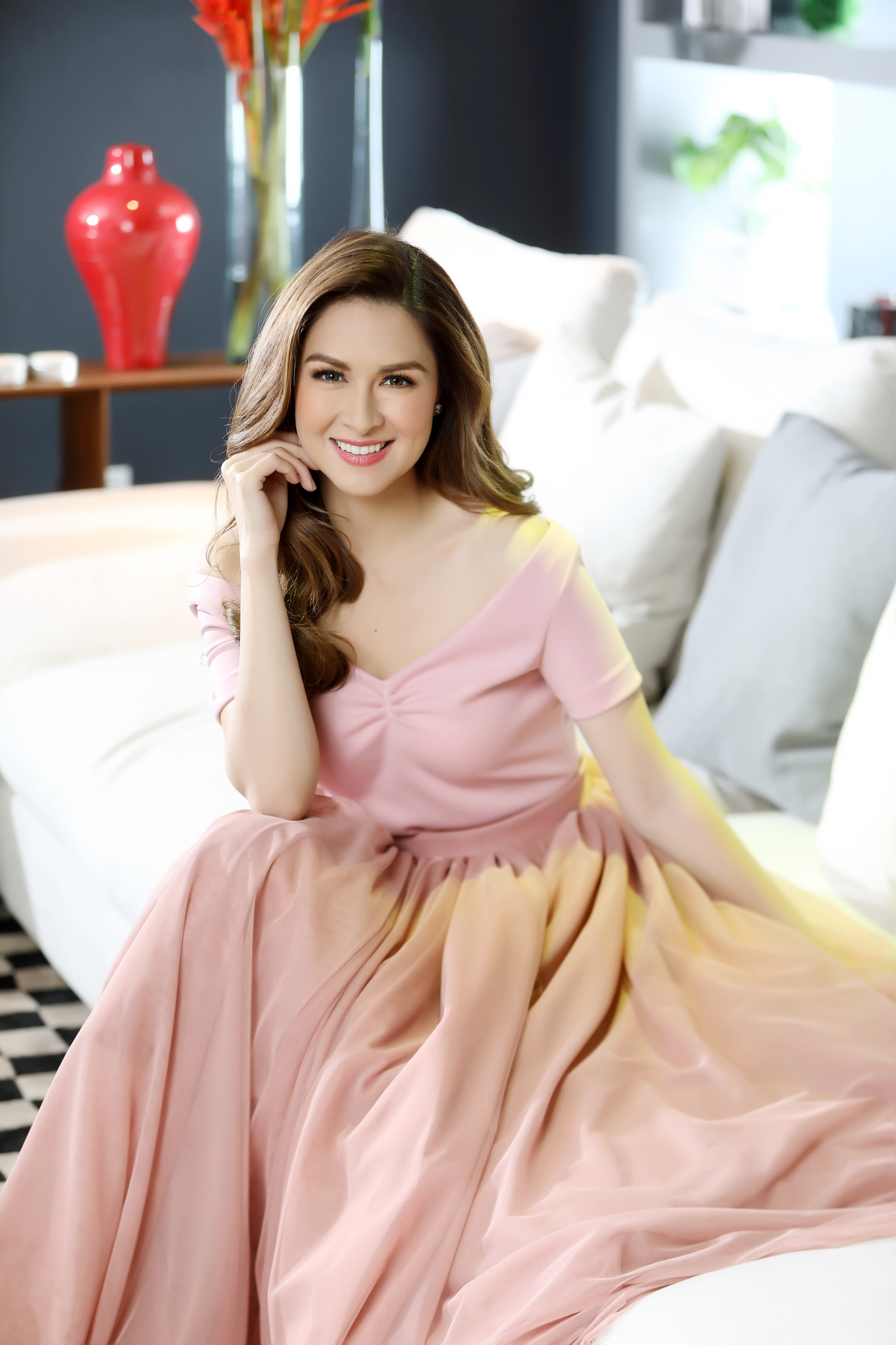 Marian Rivera for Reverie by BeauteDerm Home