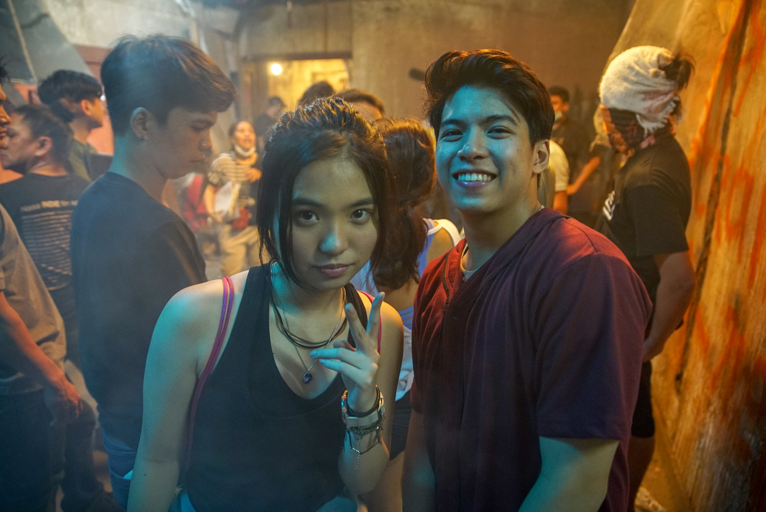 Sharlene San Pedro and Nash Aguas are reunited in Class of 2018