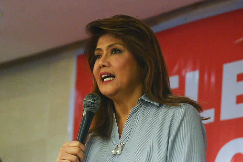 Imee Marcos wonders why Nora Aunor and Dolphy are not named National Artists yet