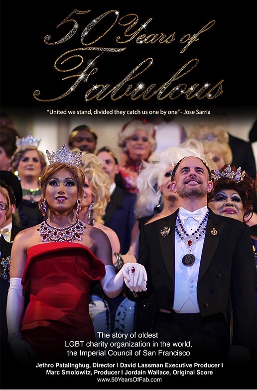 50 Years Fabulous is among the featured films during the QCIPFF