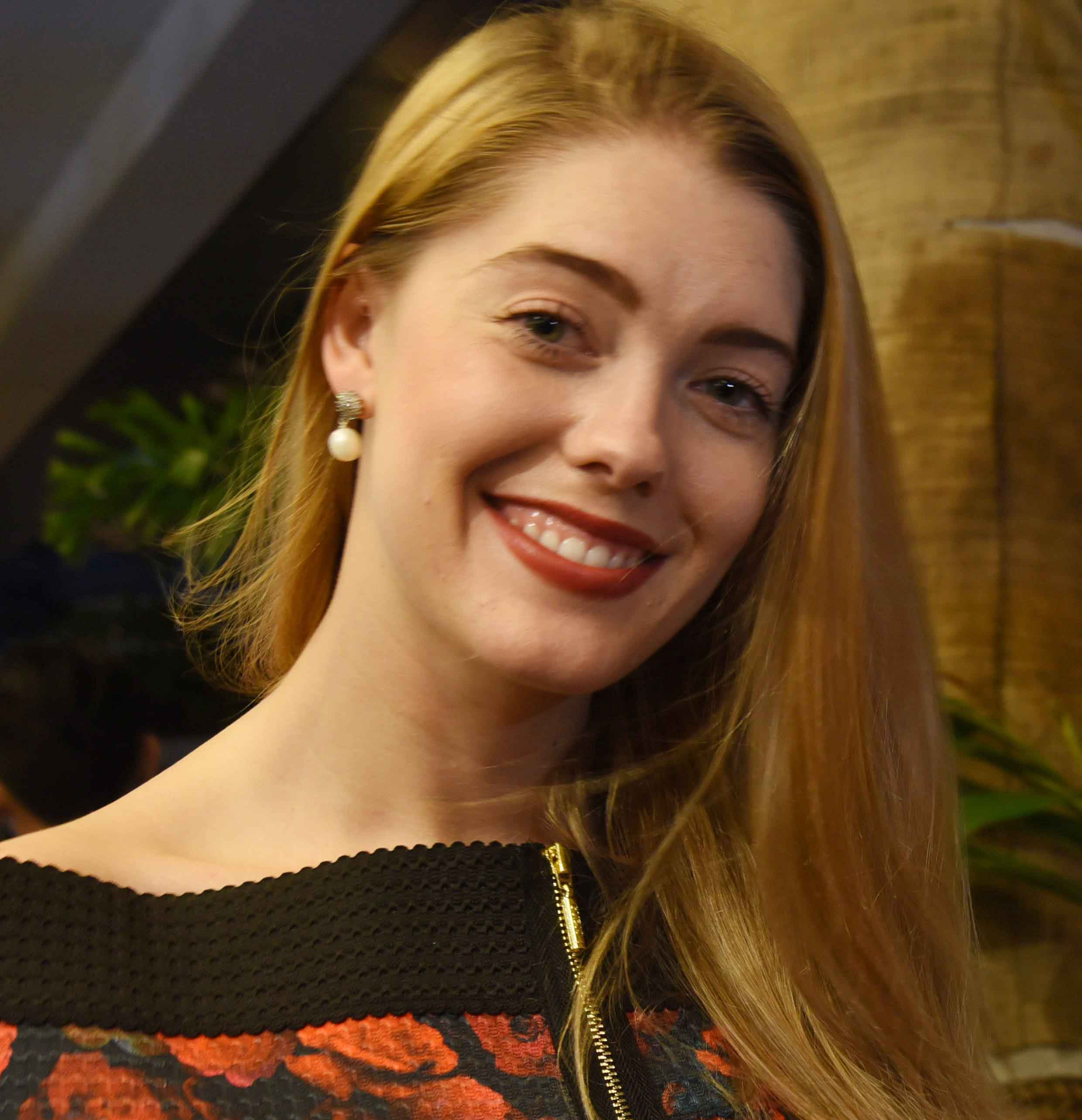 Sophie Rankin, former Ms. Global-England, Comunications Director of Zoomanity Group
