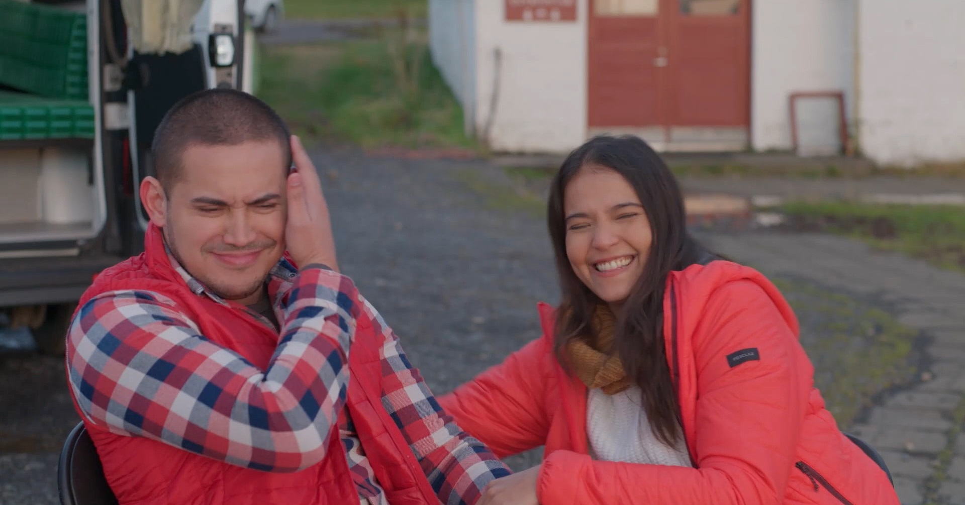 Friends off and on screen, Paolo Contis and Alessandra de Rossi enjoying each other's company in Iceland