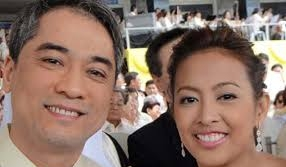 With husband Luis Campos, Abby Binay wants to continue being mayor of the town her family has governed in the past decades
