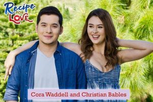 Christian Bables and Cora Wadell star in Recipe for Love