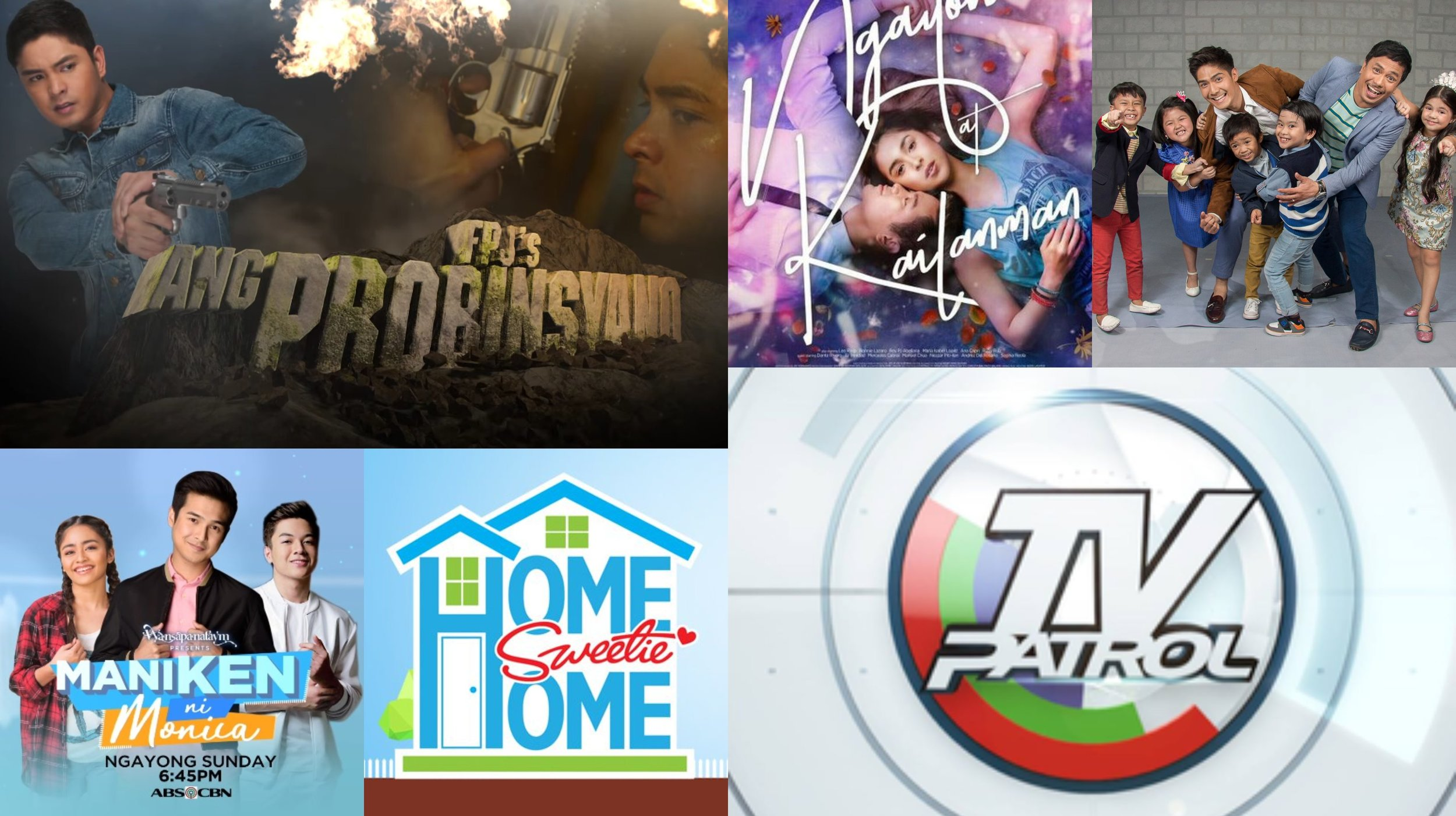 The country's most watched programs in October