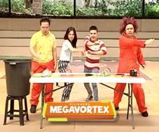 I-Bilibers at the Megavortex