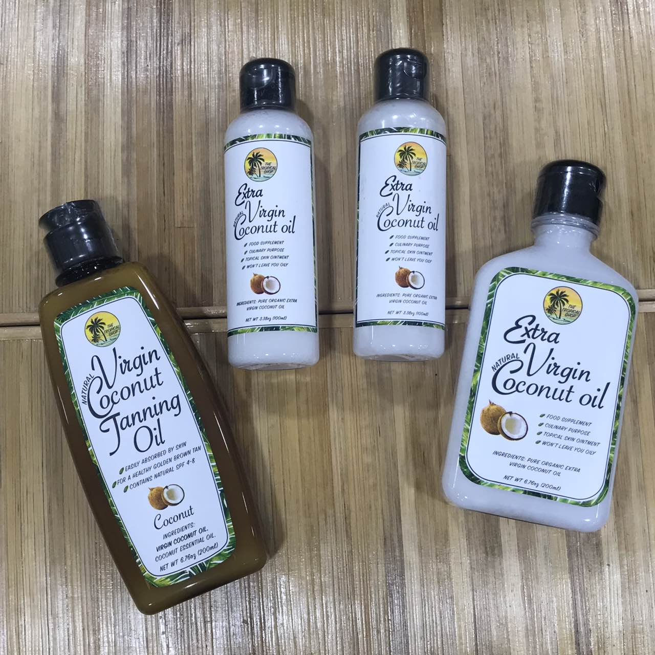 Proudly made in the Philippines Extra Virgin Coconut Oil