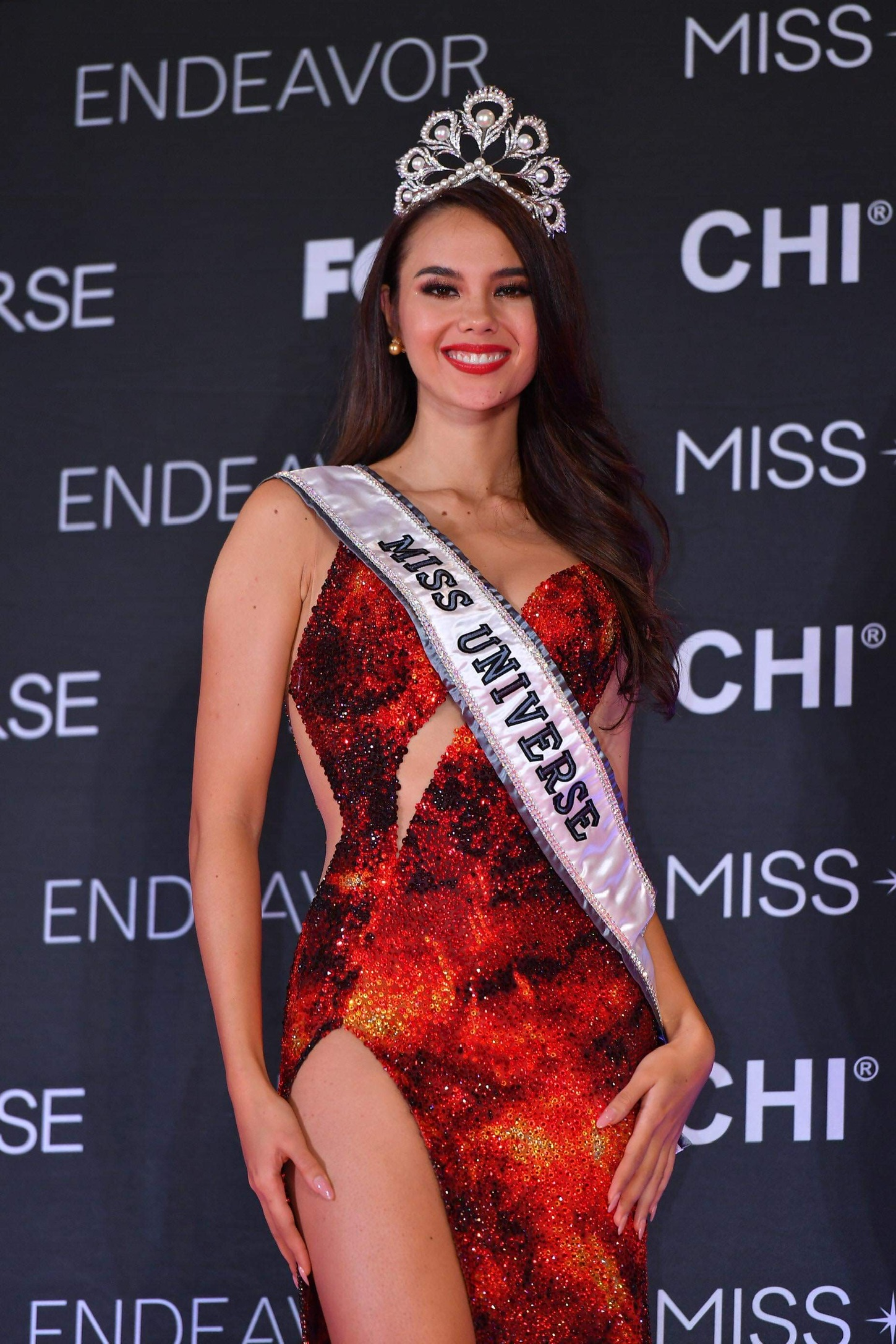 Catriona Gray, Miss Universe 2018