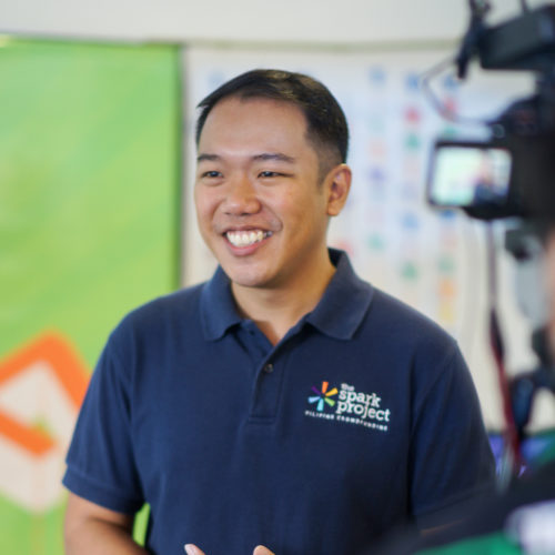 Patch Dulay, Founder & CEO of The Spark Project