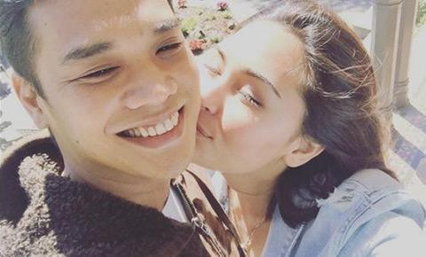 Before, Jeremy Marquez had proposed to Gwwen Zamora